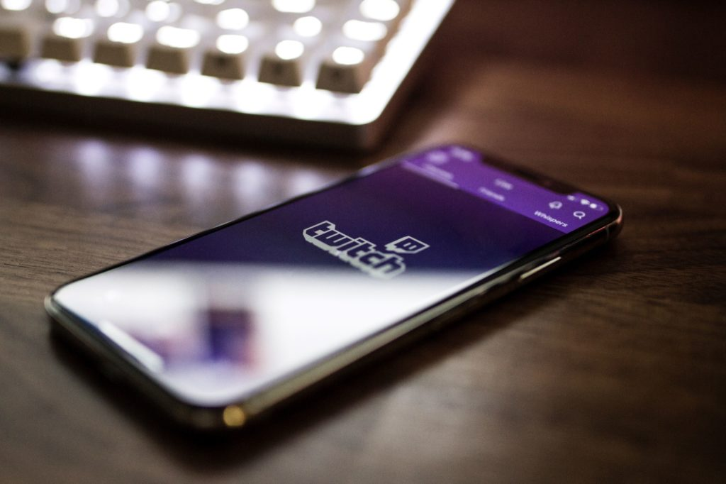 Photo of Smartphone using Twitch - Best Internet For Streaming