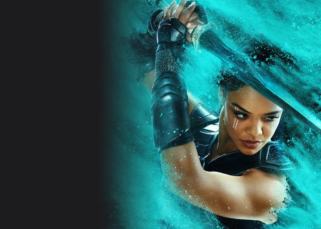 Promo image from Thor Ragnarok 4L
