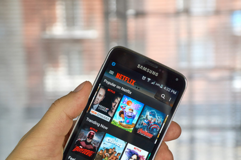 Netflix app on android cell phone | Best Netflix Christmas Movies 2019