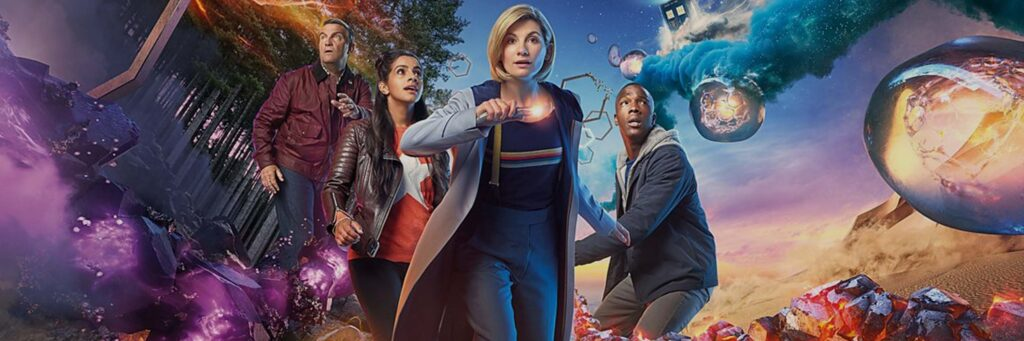 Doctor Who - Best TV shows on Stan