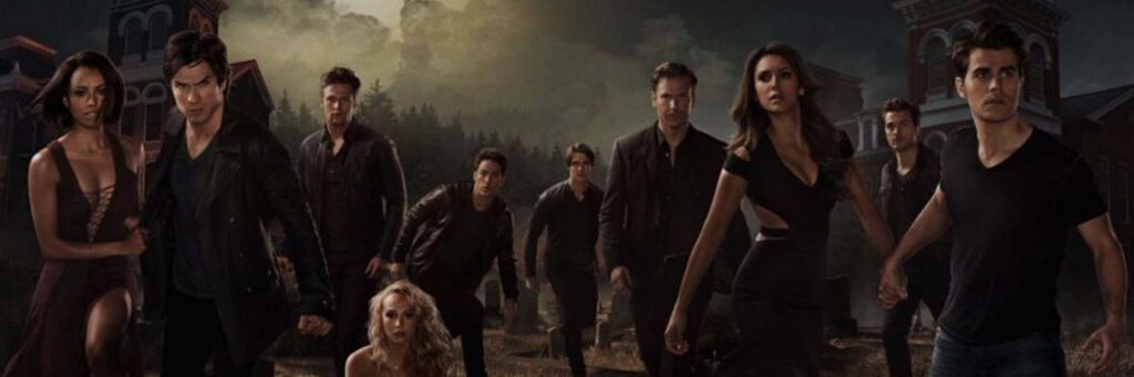 The Vampire Diaries - Best TV shows on Stan