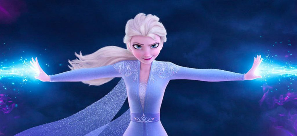 Frozen 2 on Disney Plus Australia