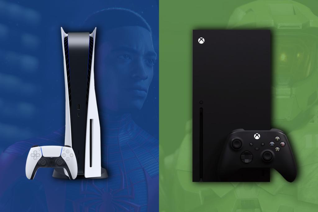 PS5 vs Xbox Series X vs digital edition