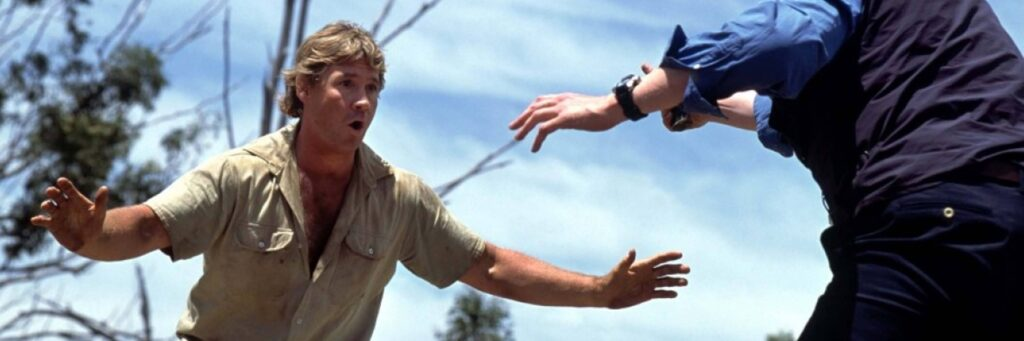 Crocodile Hunter: Collision Course - Best Movies on Stan