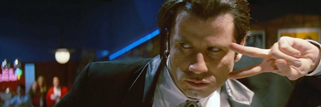 Pulp Fiction - Best movies on Stan