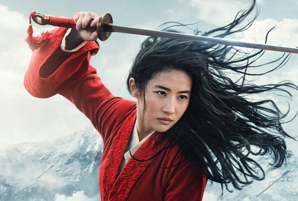 Stream Mulan online in Australia