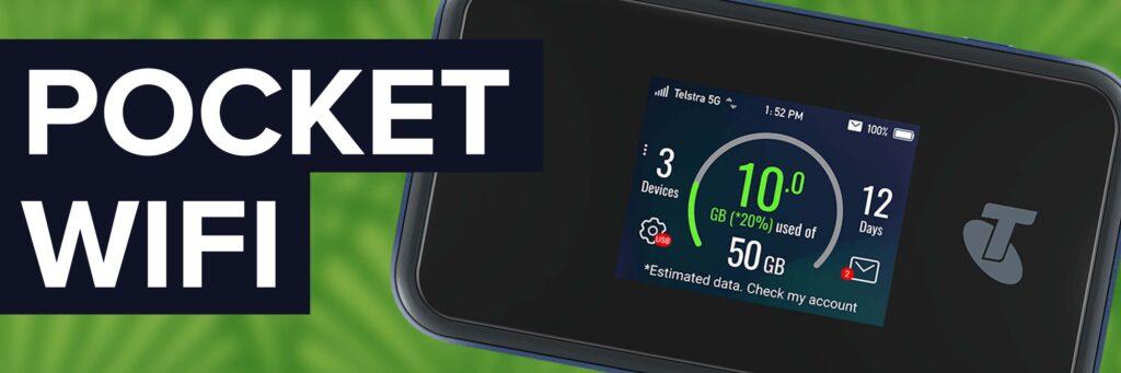 Best Pocket WiFi Australia