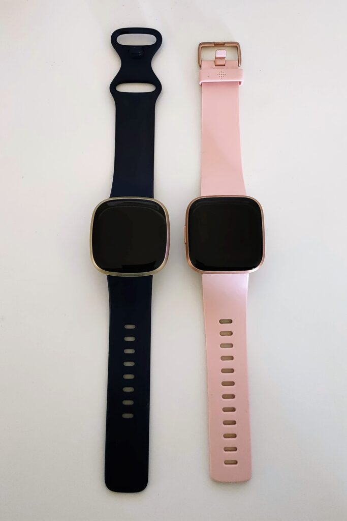 Fitbit Versa 3 vs Versa 2 watch bands