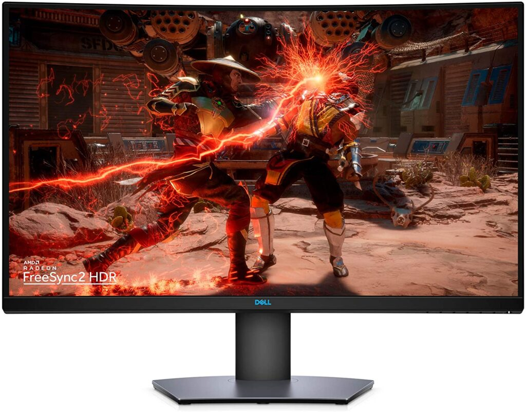 Dell Curved Gaming Monitor - Prime Day Deals
