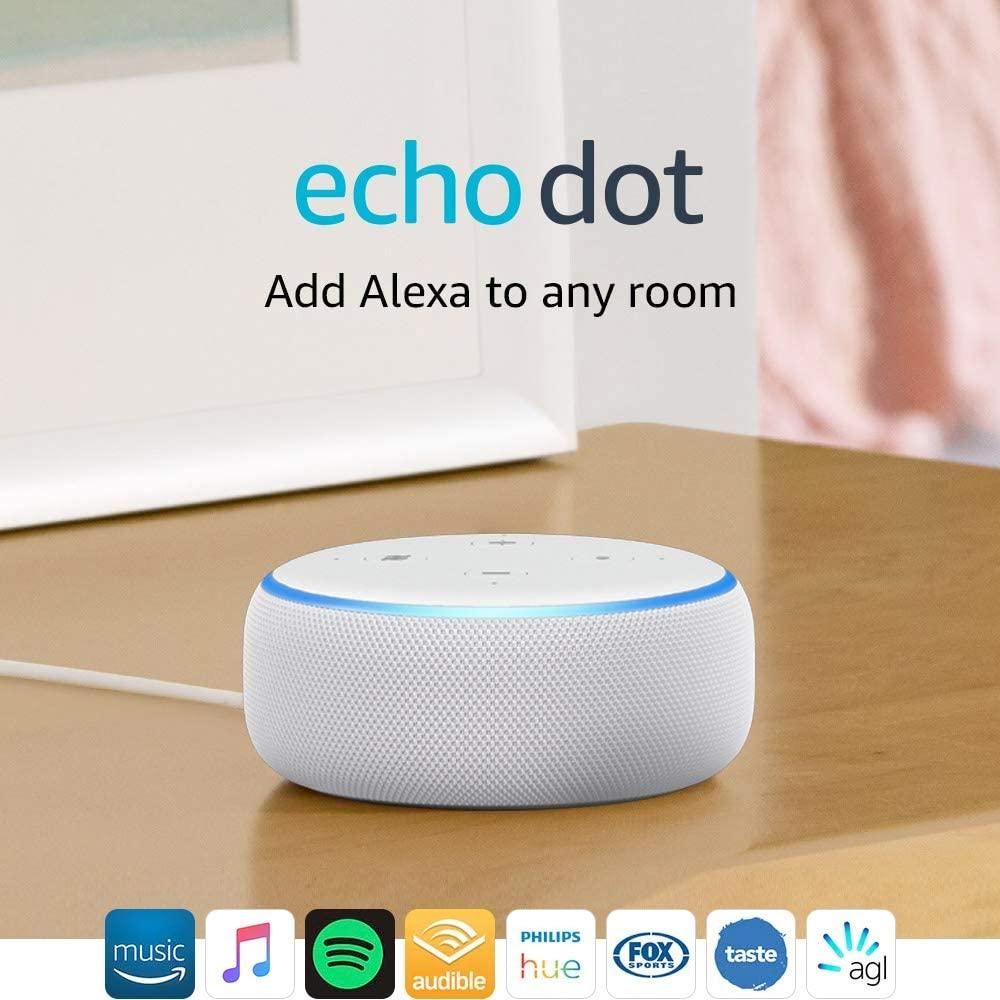 Echo Dot (3rd Gen) Prime Day Deals