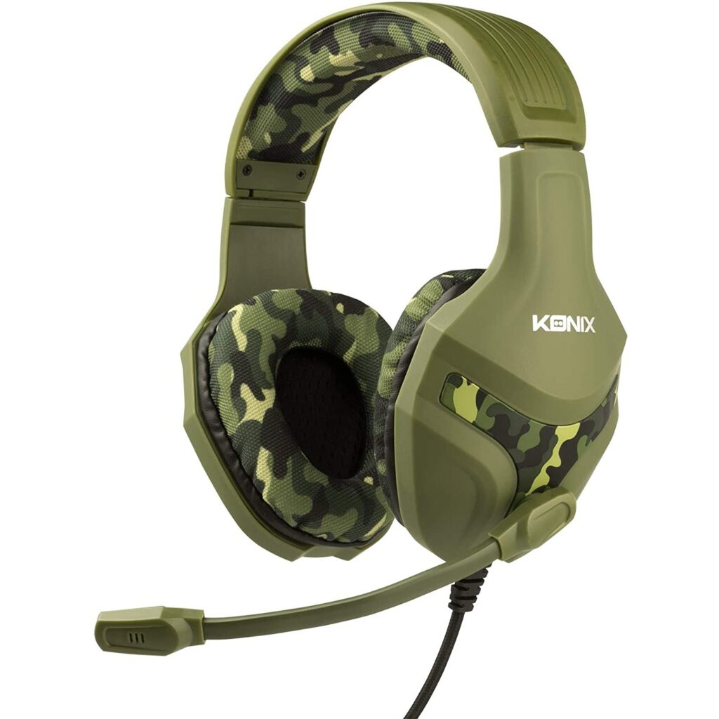 konix ps4 gaming headset
