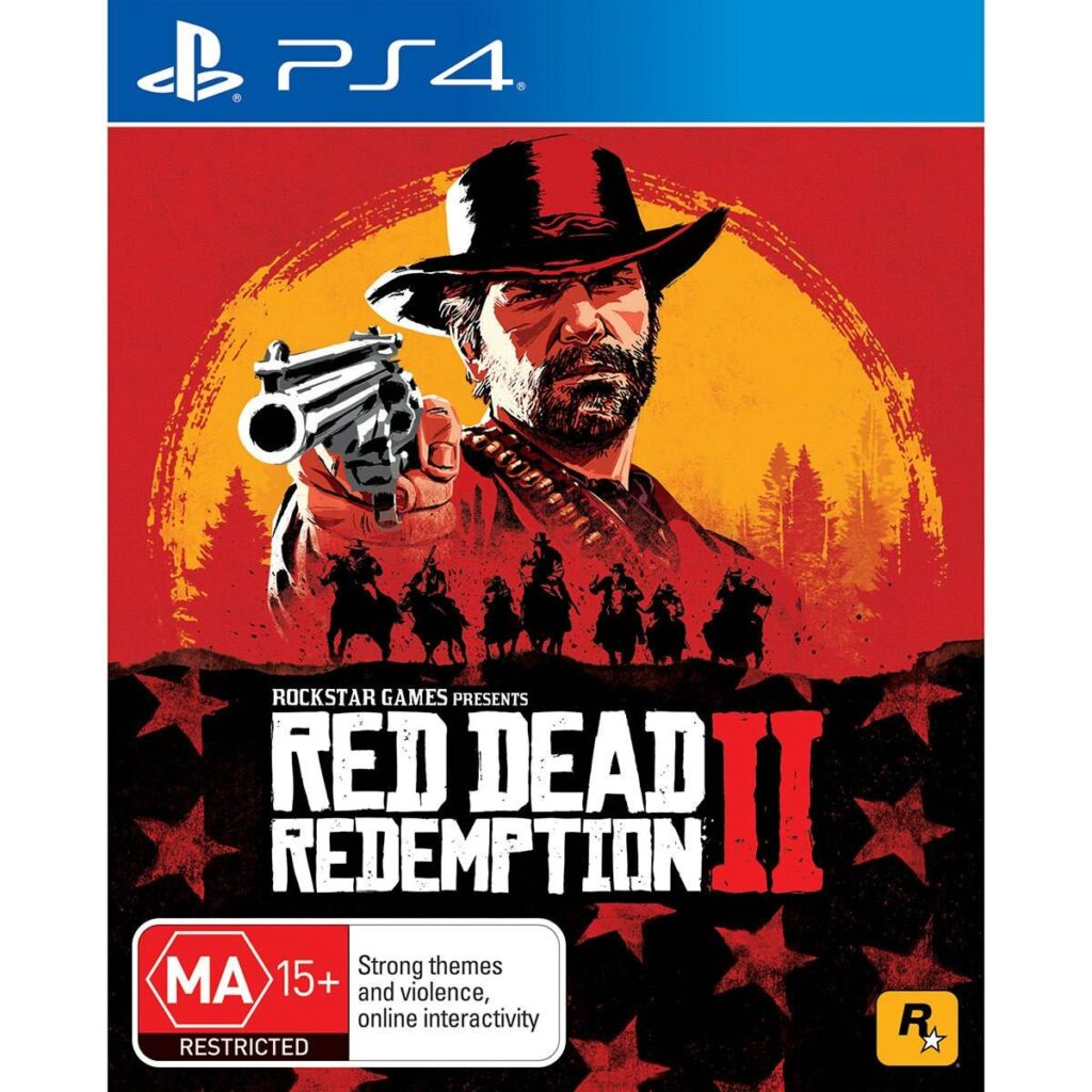 red dead redemption 2 ps4 prime day deal