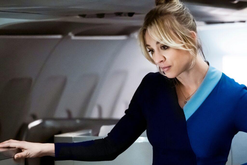 The Flight Attendant on Binge