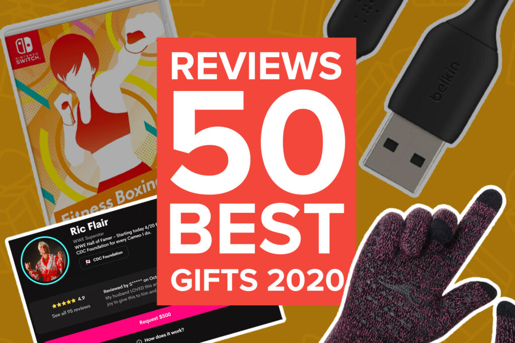 Reviews.org Australia's 50 Best Gifts of 2020