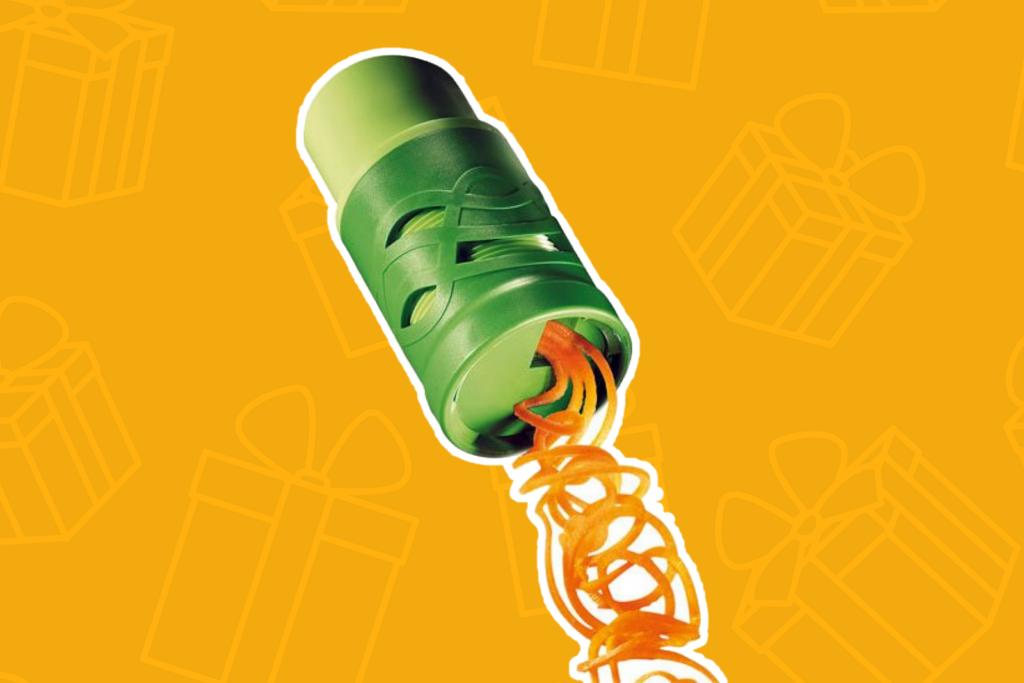 Betty Bossie Veggie Twister - Best Gifts