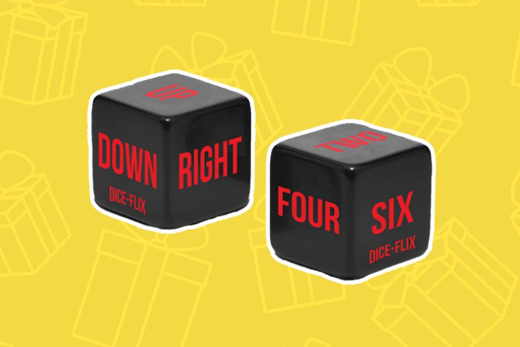dice-flix - kris kringle gift ideas