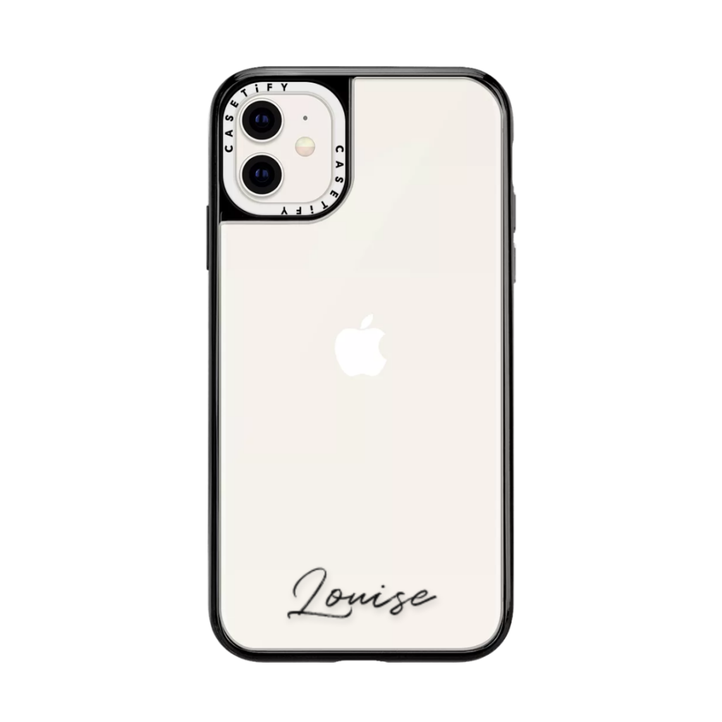 Personalised iPhone 11 case