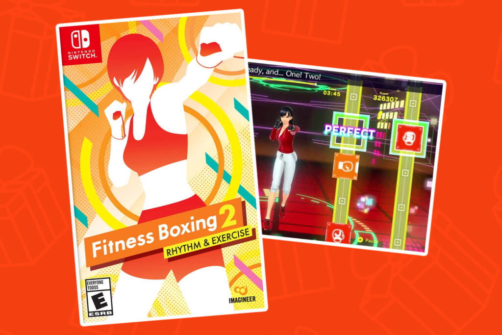 Fitness Boxing for Switch - Best Gifts