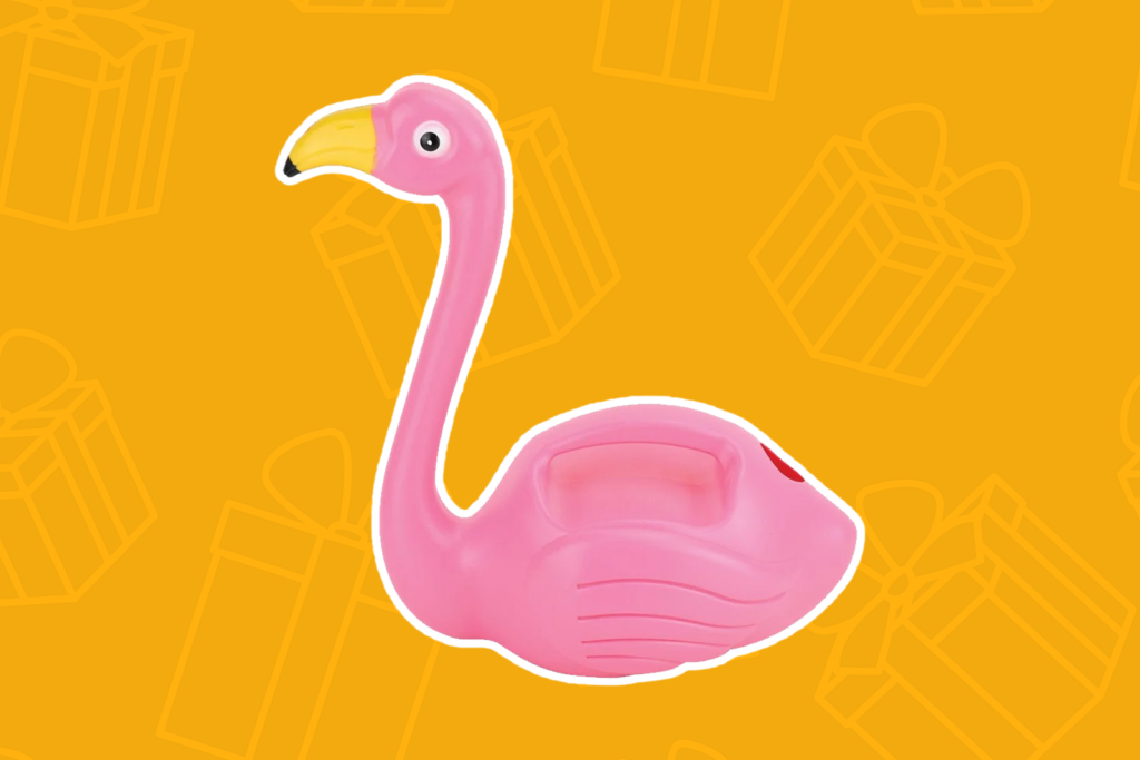 Flamingo Watering Can - Best Gifts