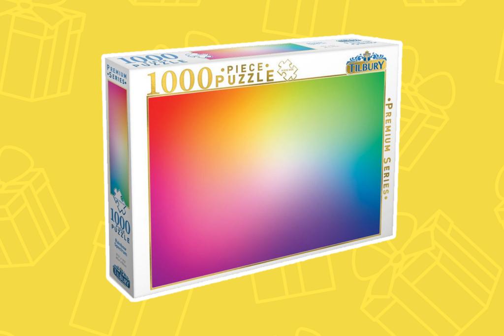 Gradient Puzzle - Best Gifts