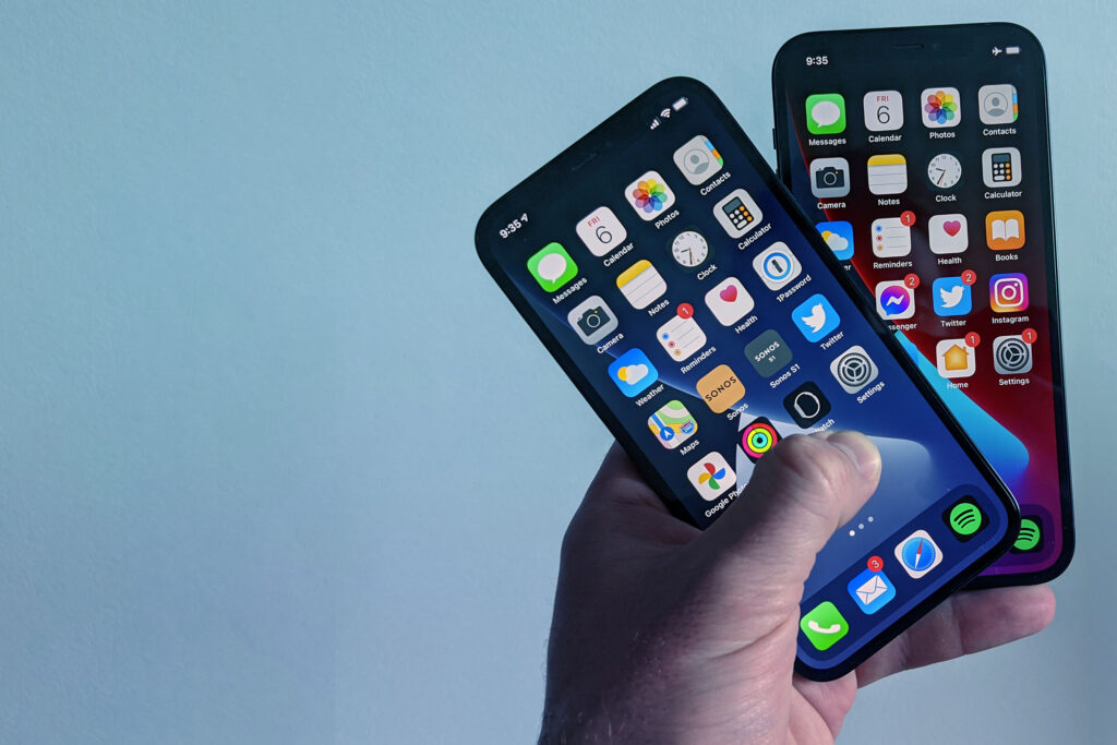 iPhone 12 and 12 Pro Review