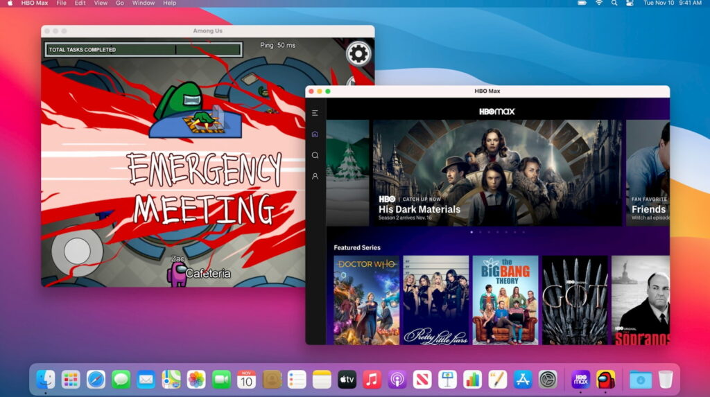 macOS Big Sur preview