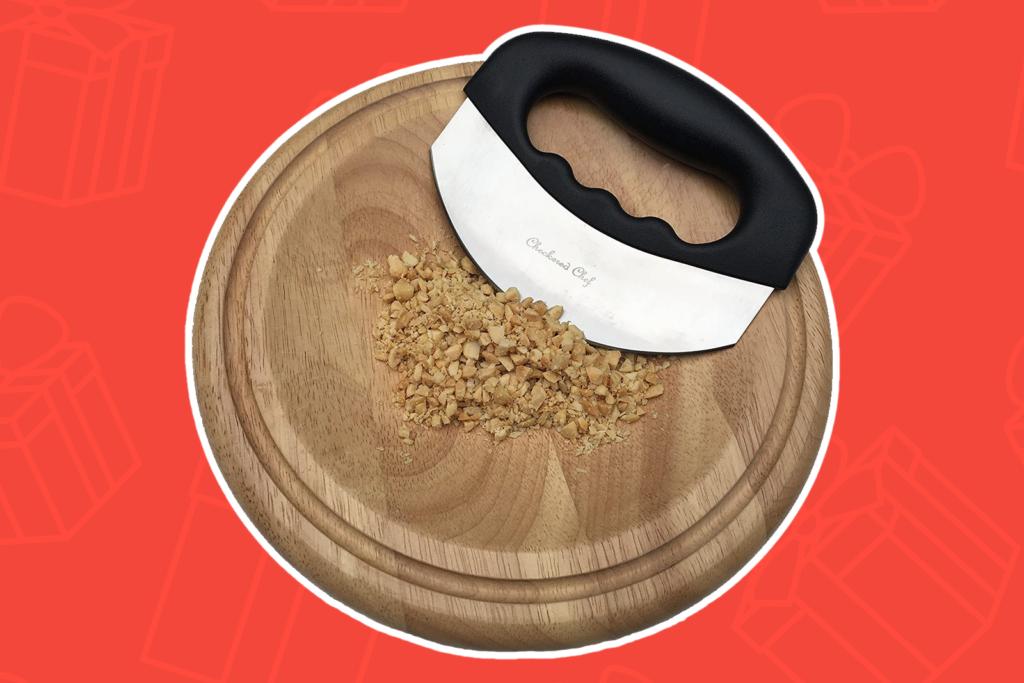 Mezzaluna Kitchen Knife - Best Gifts