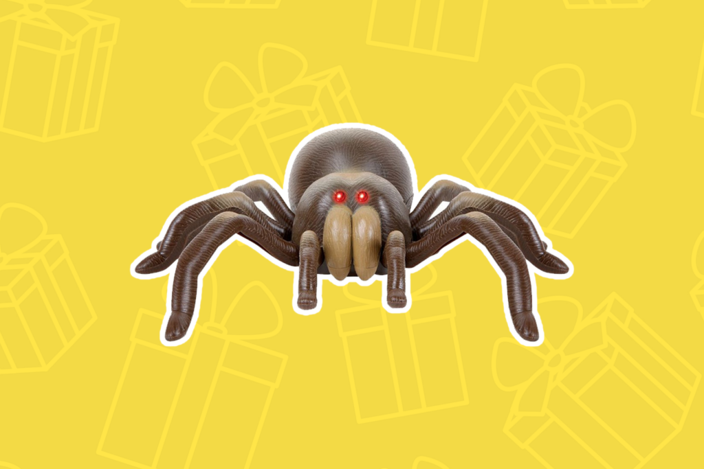 remote control tarantula - kris kringle gift ideas