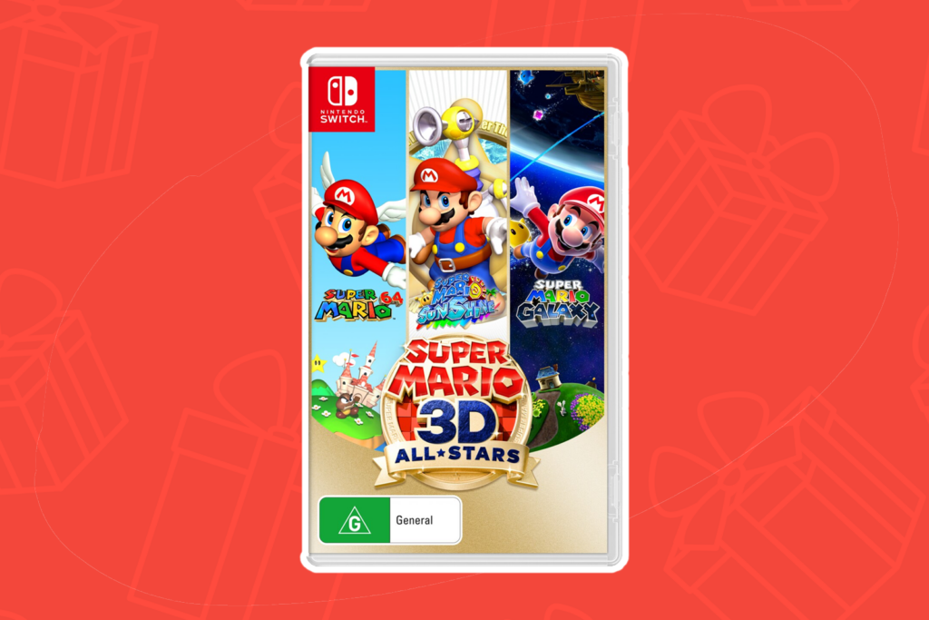 Super Mario 3D All Stars for Nintendo Switch - Best Gifts
