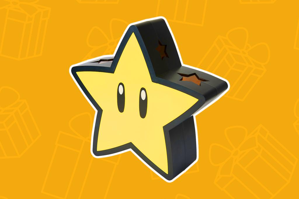 Super Mario Star Light - Best Gifts