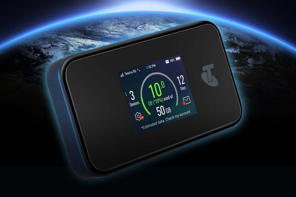 Telstra 5G WiFi Pro