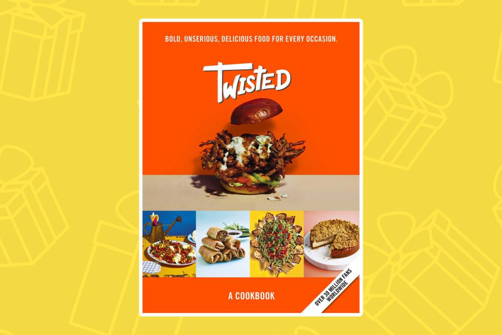 twisted the cookbook - kris kringle gift ideas