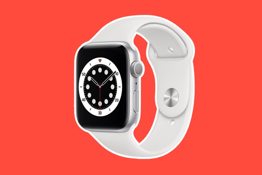 Apple Watch Series 6 - best smartwatches