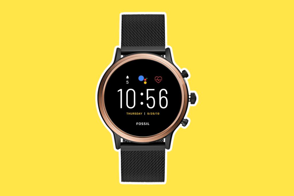 Fossil Watch Gen 5 - best smartwatches