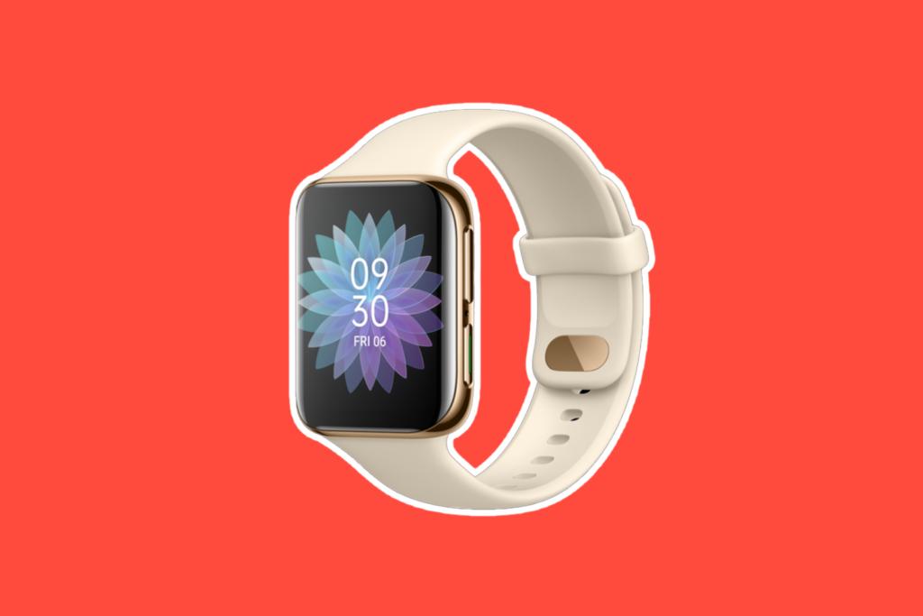 OPPO Watch - best smartwatches