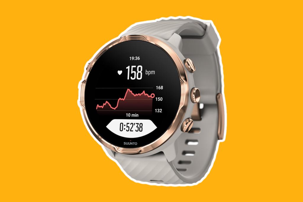 Suunto 7 - best smartwatches