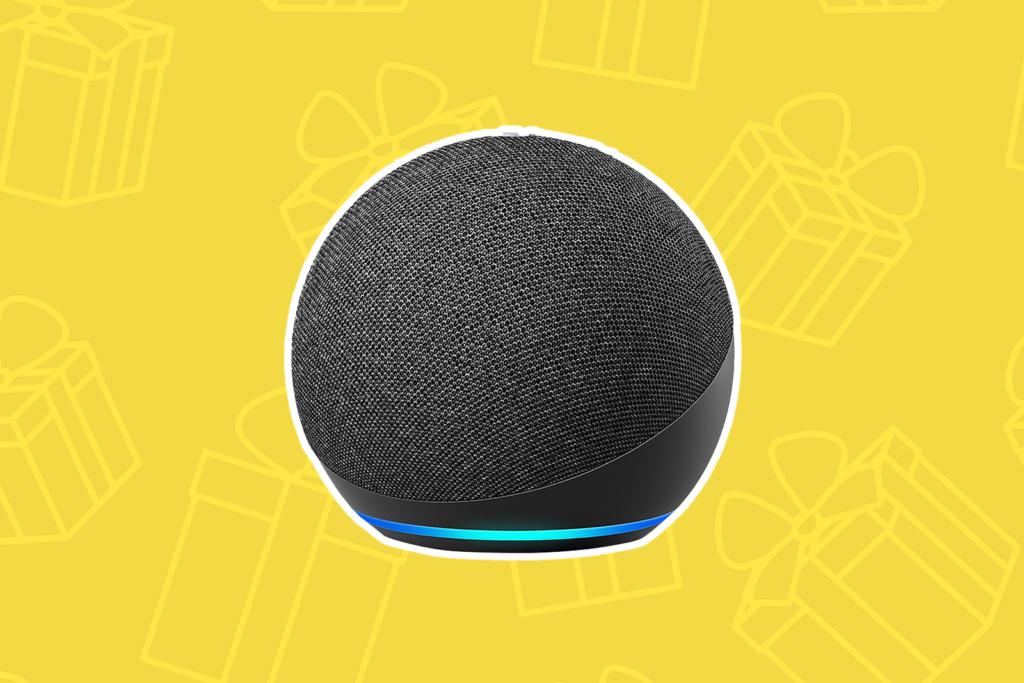 amazon echo dot 4th gen - best tech gifts