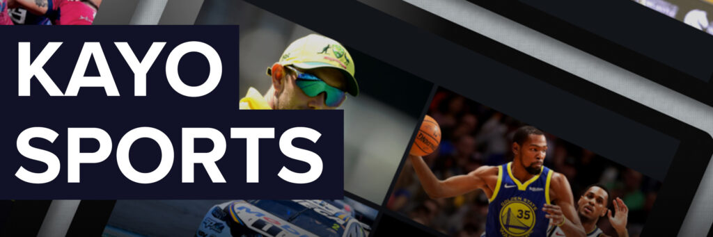 Watch sports online with Kayo Sports