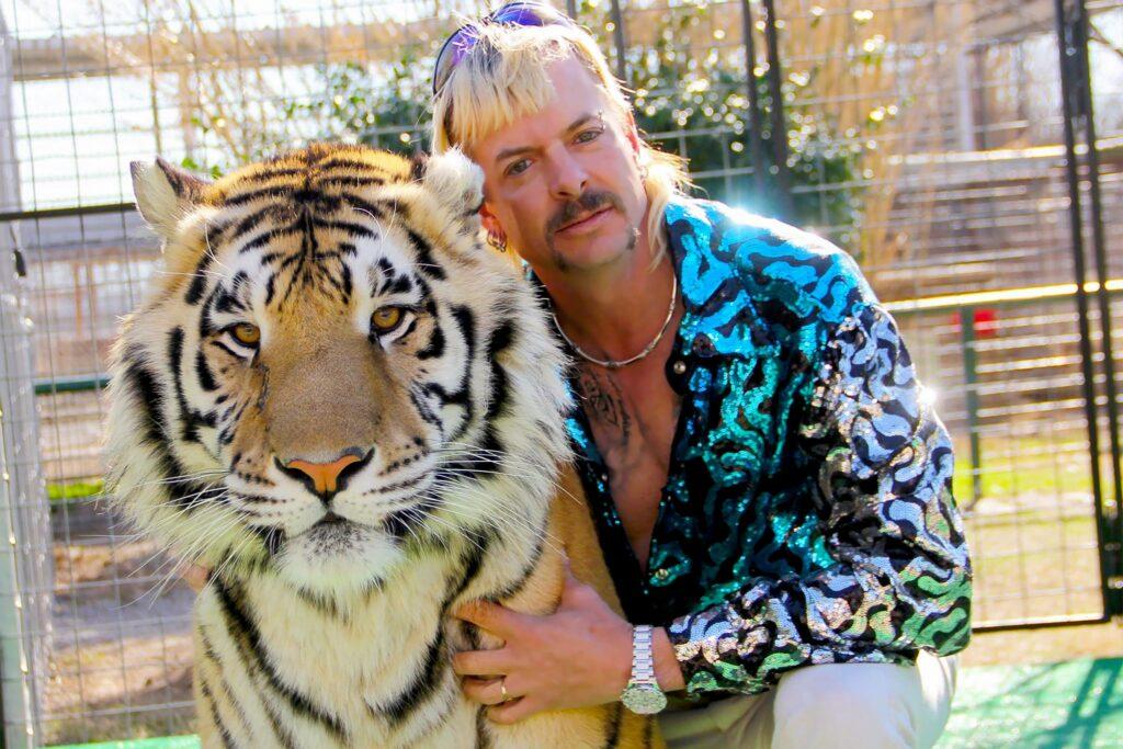 tiger king - most popular shows on Netflix Australia 2020