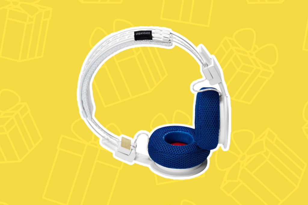 urbanears hellas wireless headphones - best tech gifts
