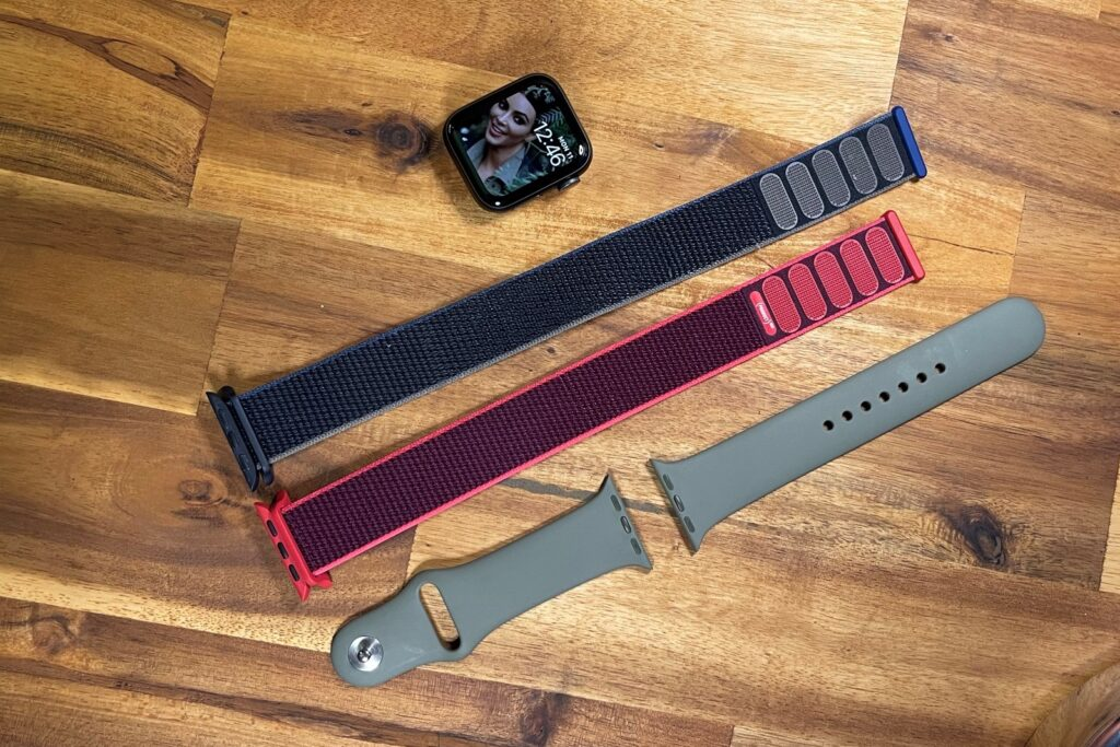 Apple Watch SE Bands and Colours