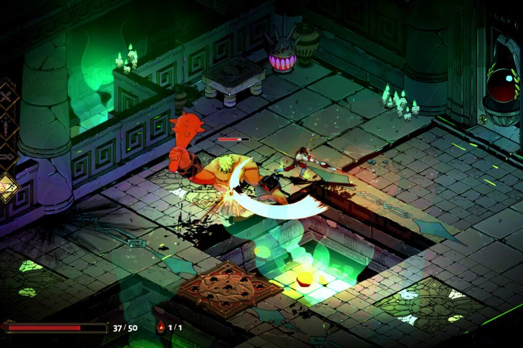 Hades - Best Switch RPG
