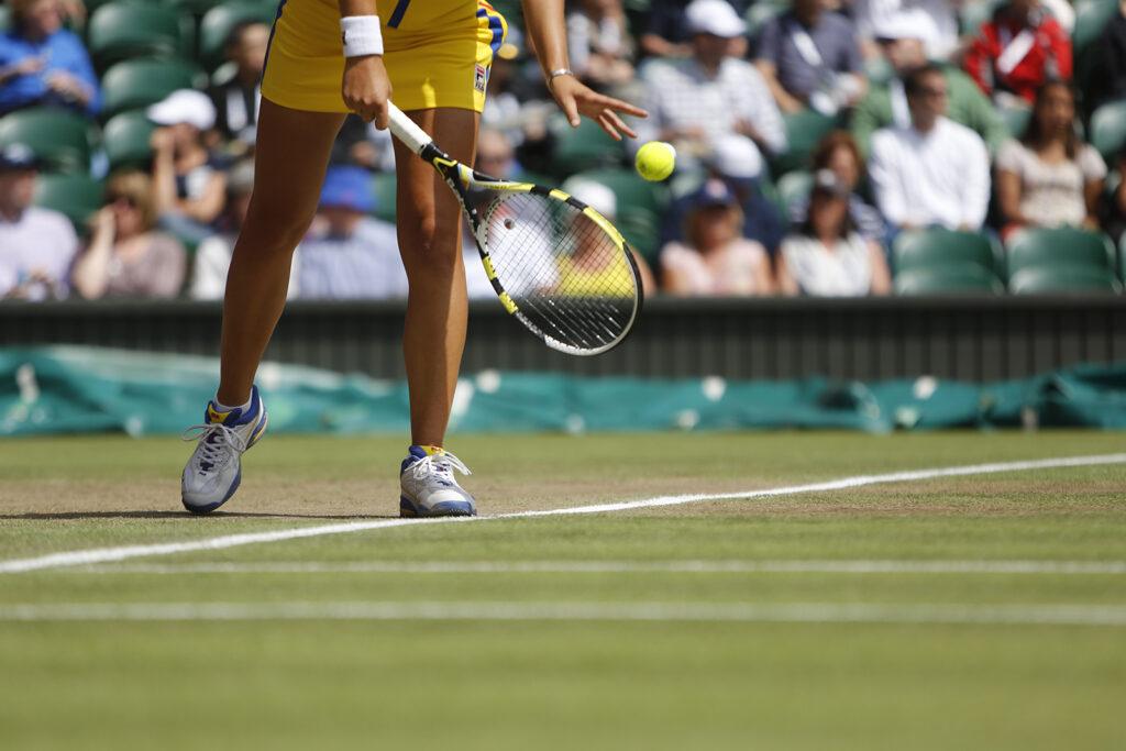 Wimbledon on Stan Sport