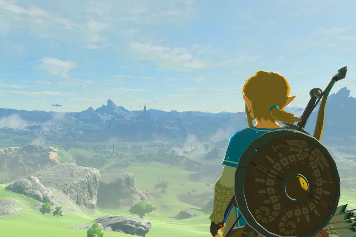 Nintendo Direct Breath of the Wild