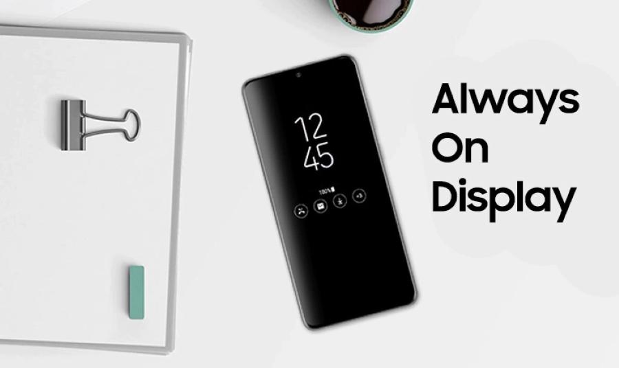 Samsung Always-on Display