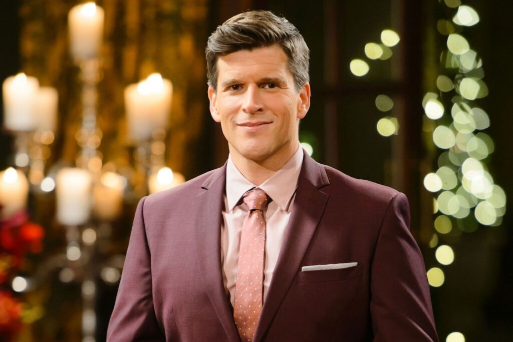 Osher in The Bachelor on 10 All Access
