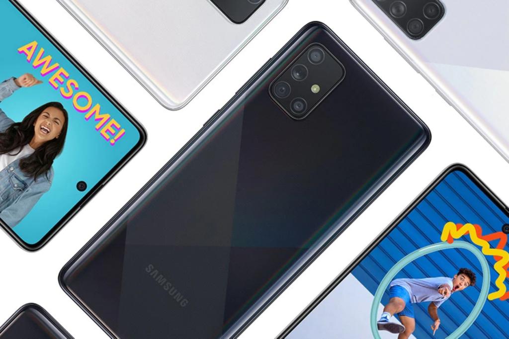 Galaxy A71 - Best Phones