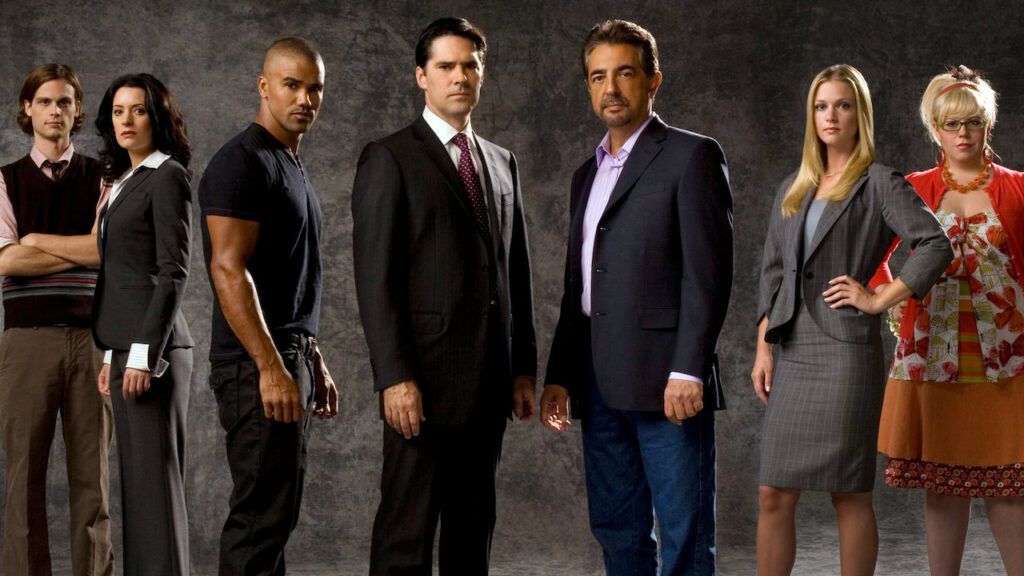 Criminal Minds on Paramount Plus