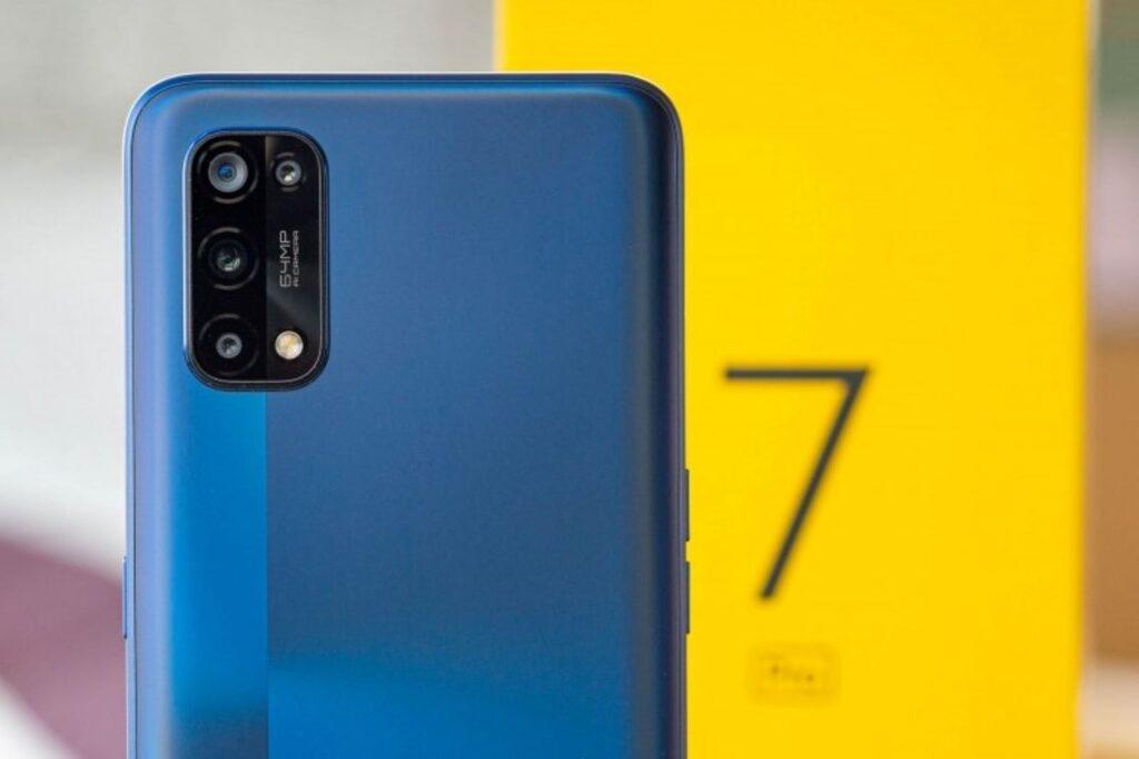 Realme 7 Pro - Best phones in Australia